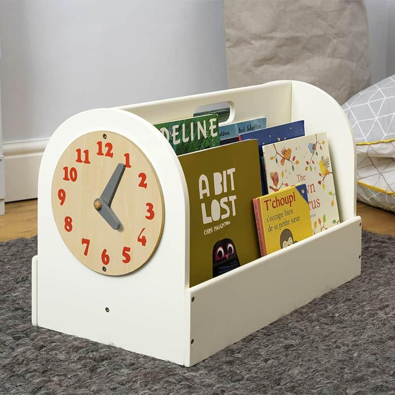 Tidy Books Bücherkiste Kinder - Kinderbücher Aufbewahrung